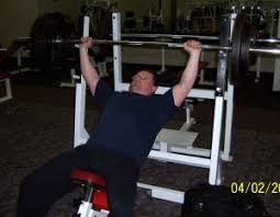 A Good Bench Press Weight Pt Super Bench Pressing