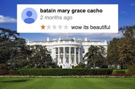Weird House by 10 Really Weird Internet Reviews Of The White House Collegehumor