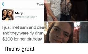Supernatural Birthday Meme - tweet mary mary i just met sam and dean from supernatural and they