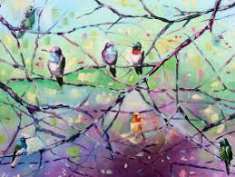 waiting for the spring u201d oil painting u2013 navarro art gallery