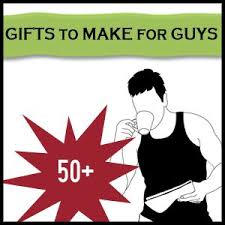 over 50 gifts to make for men handmade christmas savedbyloves