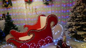 christmas events visiting 4kq christmas lights competition winner