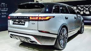range rover interior 2018 range rover velar interior youtube