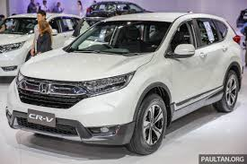 how much is the honda crv 2017 honda cr v 7 seater live gallery
