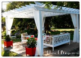 ana white pergola and outdoor furniture diy projects