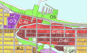 Portland Zoning Map by Not Of It December 2015