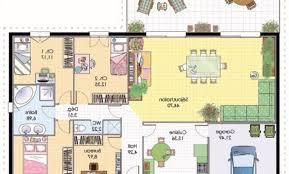 plan de maison 100m2 3 chambres plan maison 100m2 3 chambres awesome plan maison plain