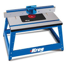 Ridgid Router Table Router Table Benchtop Router Table Kreg Tool Company