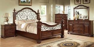 bedroom furniture okc amazing wrought iron bedroom furniture with and wood rustic sets