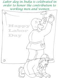 happy celebrations labor day coloring pages womanmate com