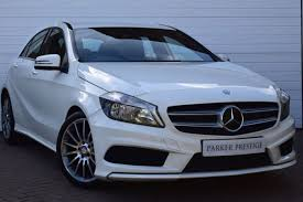 mercedes a class blueefficiency used mercedes a class a180 cdi blueefficiency amg sport 5dr