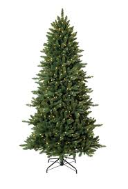 7 ft slim spruce pre lit tree tree market
