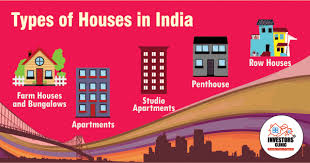 Types Of Houses Pictures Types Of Houses In India Investors Clinic Blog