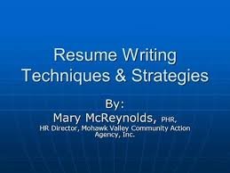 Phr Resume Job Interview Preparation Summary Seminar 4 Presented By Mr