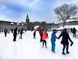 Hit The Floor Quebec - weekend escape quebec winter carnival guide the curious