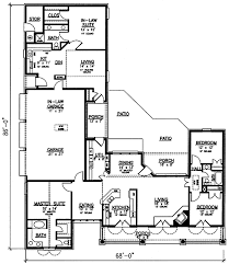 in suite plans plantation style home design 73035hs architectural designs