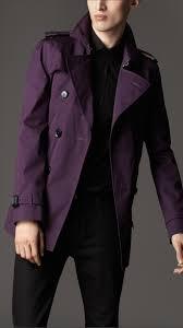 burberry london men s classic cotton trench coat men s fashion