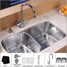 Kitchen Sink And Faucet Combinations Kitchen Sink And Faucet Combo Finding Kraus Kitchen Bo Set