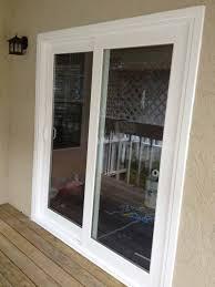 patio doors milgard patior with blinds parts flip latch