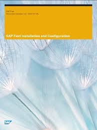 fiori 10 installation guide sap se application software