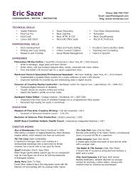 free resume templates bartender games agame resume templates screen writer exle trans career writer