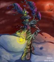 Halloween Light Show Nightmare Before Christmas Around The Spiral With Edward Lifegem Wizard101 Nightmare Before