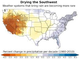 Map Sliding Thought Blog by Ncar Claims U S Southwest Sliding Into A Drier Climate And It U0027s