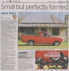 Vintage Ford Truck Ads - tech wiki b120 datsun 1200 club