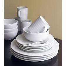 dinnerware in dinnerware sets crate and barrel