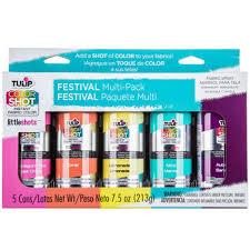 festival color shot fabric spray paint hobby lobby 1269265