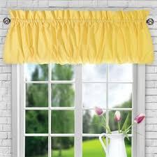 Gold Kitchen Curtains by Yellow U0026 Gold Valances U0026 Kitchen Curtains You U0027ll Love Wayfair