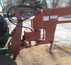 hesston 1340 rotary disc bine swather item g4469 sold j