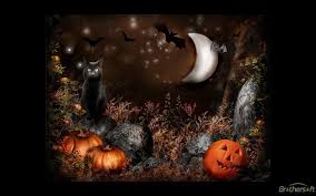 free 3d halloween wallpaper free wallpaper screen savers halloween wallpaper screensavers