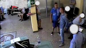 rapina in rapina in a cinisi arrestati due palermitani