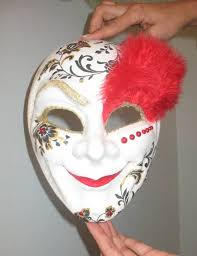 mask decorations craft ideas and wall decorations masquerade masks