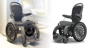 rollstuhl design easyroller mrt rollstuhl der erste rollstuhl der nicht aus