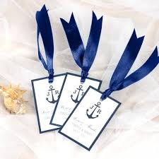 nautical wedding sayings wedding favor tag wording lyfy me