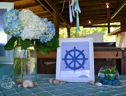 whale baby shower ideas ahoy it s a boy nautical baby shower is sweet as a