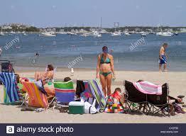 massachusetts cape cod hyannis lewis bay kalmus beach park sand