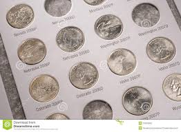State Quarters Map by State Quarter Map Us State Quarter Collection By Coins Of San