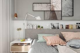 chambre parentale grise couleur chambre design 42 espaces dominés par le gris