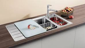 inset sinks kitchen inset or drop in sinks blanco
