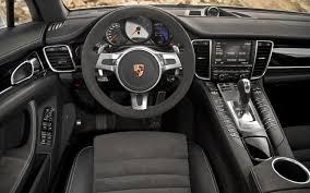 porsche panamera interior 2012 best looking car interior cars