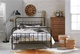 Bed Frame Australia Designer Size Black Metal Bed Frame Auction