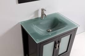 Above Counter Bathroom Sinks Canada Enhancing The Bathroom With Glass Bathroom Sinks Wigandia