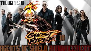 the robbie reyes ghost rider is on agents of shield youtube