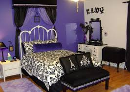 bedroom teen bedroom ideas gray houndstooth end of bed bench