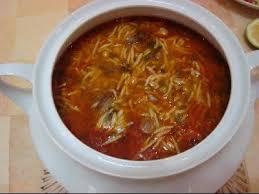 cuisine tunisienne hlalem au poisson soupe tunisienne cuisine tunisienne