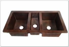 Triple Bowl Kitchen Sinks by Triple Basin Kitchen Sink Undermount Sinks And Faucets Home