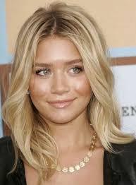 collarbone length wavy hair wavy hairstyles for medium length hair hairstyles easy